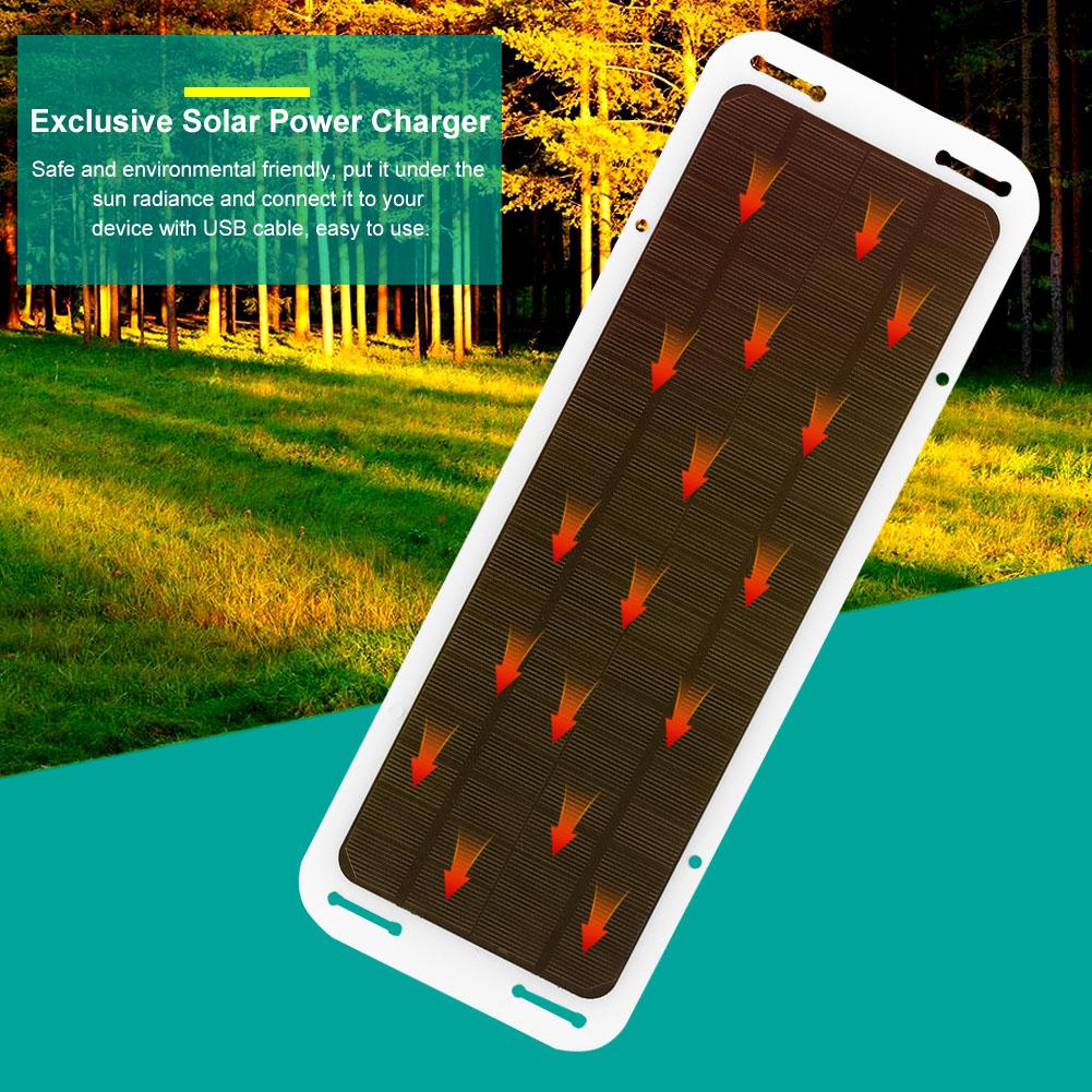 Portable 5v Solar Panel Power Module For Light Battery Car Smart