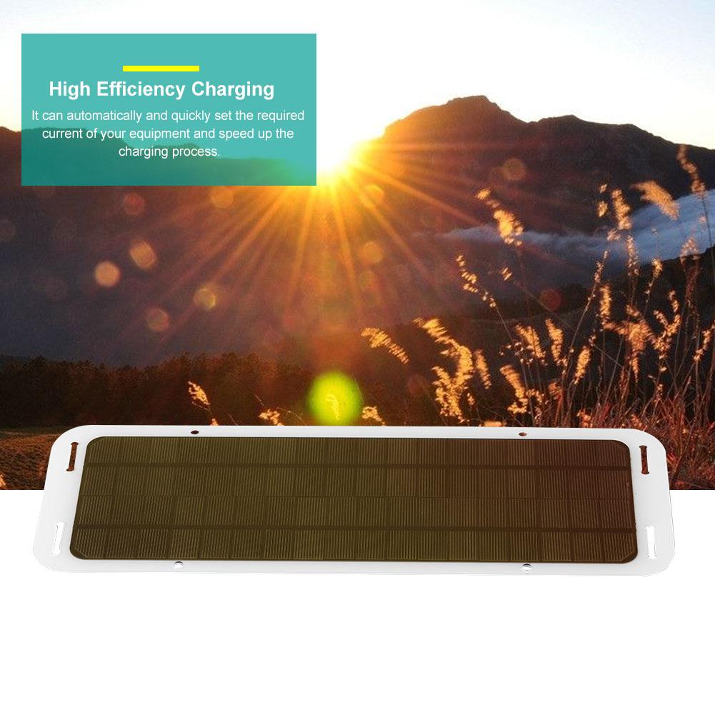 Portable 5V Solar Panel Power Module For Light Battery Car Smart ...