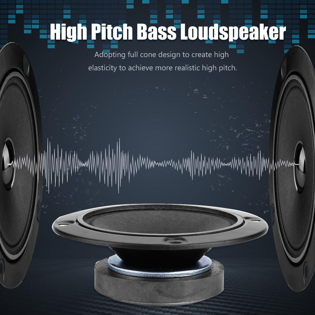 3-034-4Ohm-4-50W-Stereo-Treble-Loudspeaker-Magnetic-Audio-Speaker-Home-Loudspeaker thumbnail 10