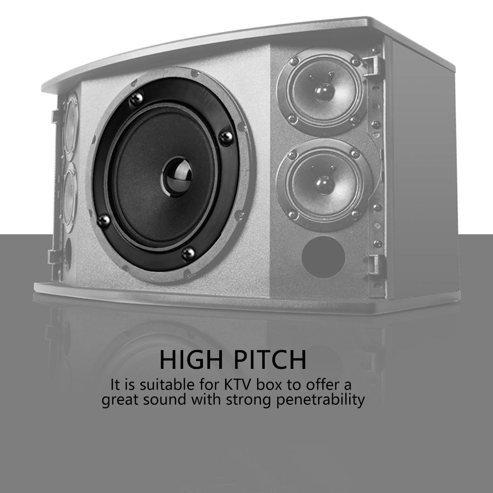 3-034-4Ohm-4-50W-Stereo-Treble-Loudspeaker-Magnetic-Audio-Speaker-Home-Loudspeaker thumbnail 11