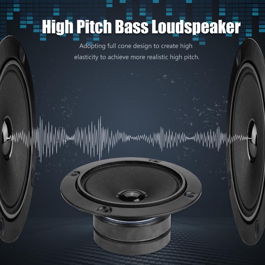 3-034-4Ohm-4-50W-Stereo-Treble-Loudspeaker-Magnetic-Audio-Speaker-Home-Loudspeaker thumbnail 13
