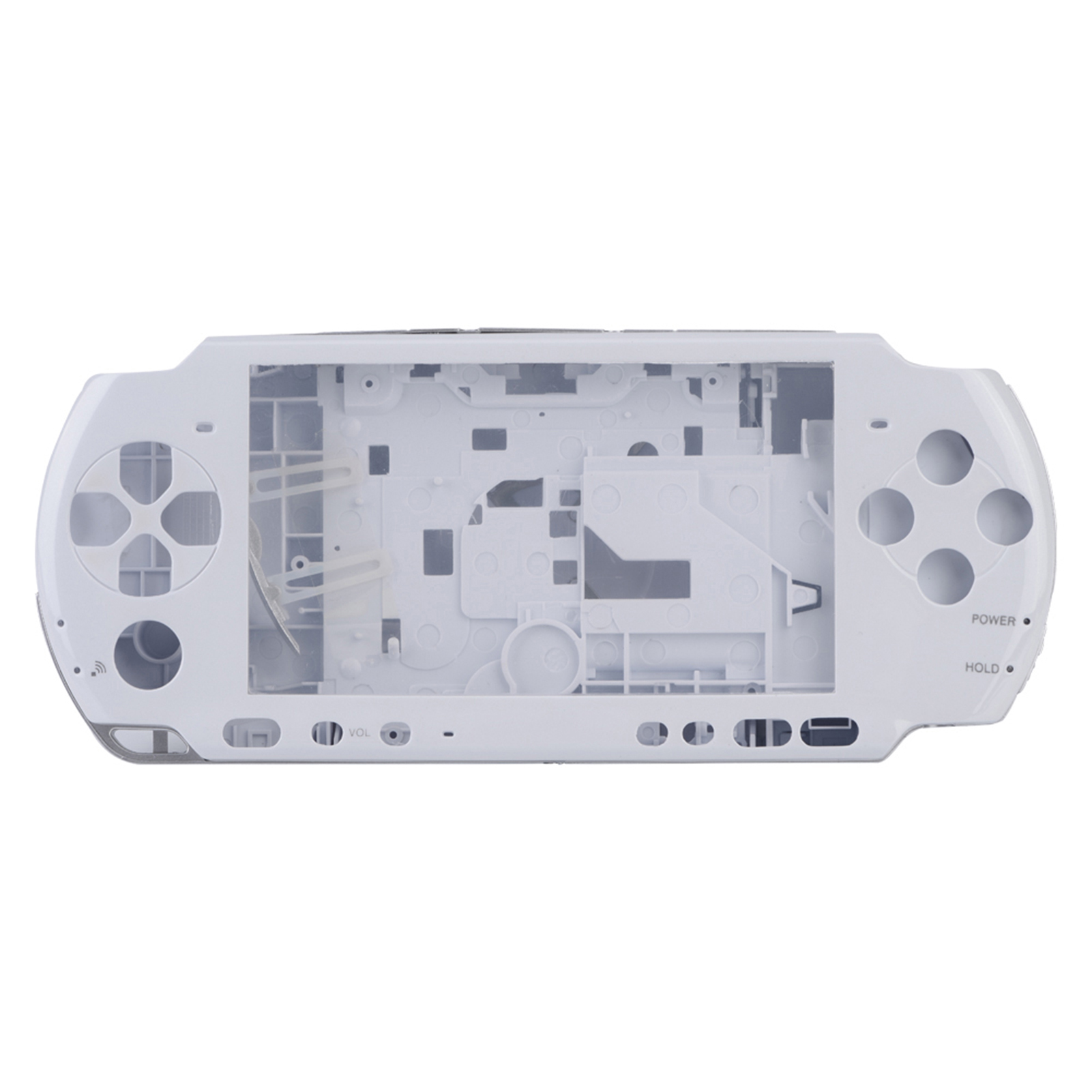Full-Housing-Shell-Case-Cover-Faceplate-Set-Repair-Part-for-PSP-3000-Slim-Series thumbnail 14