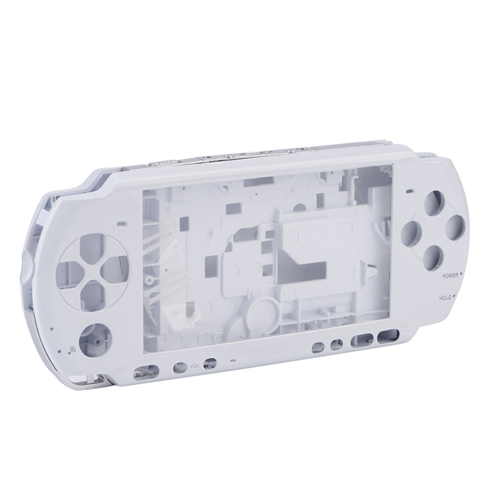 Full-Housing-Shell-Case-Cover-Faceplate-Set-Repair-Part-for-PSP-3000-Slim-Series thumbnail 15