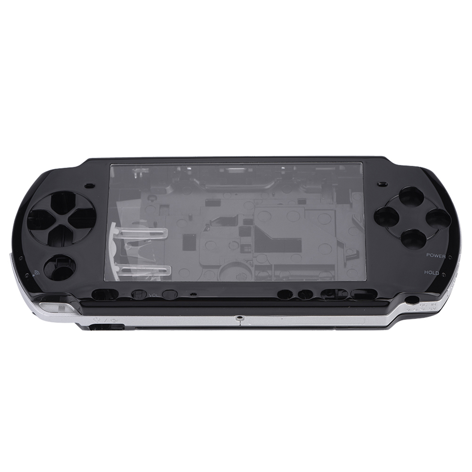 Full-Housing-Shell-Case-Cover-Faceplate-Set-Repair-Part-for-PSP-3000-Slim-Series thumbnail 20