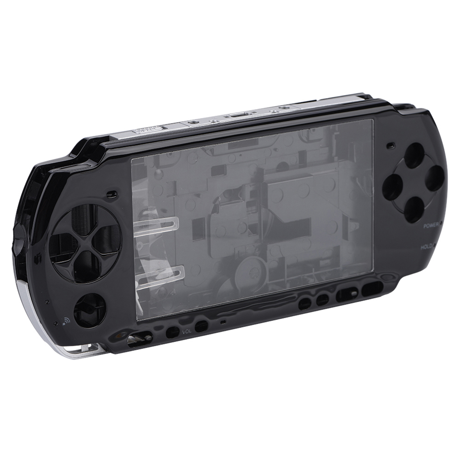 Full-Housing-Shell-Case-Cover-Faceplate-Set-Repair-Part-for-PSP-3000-Slim-Series thumbnail 21