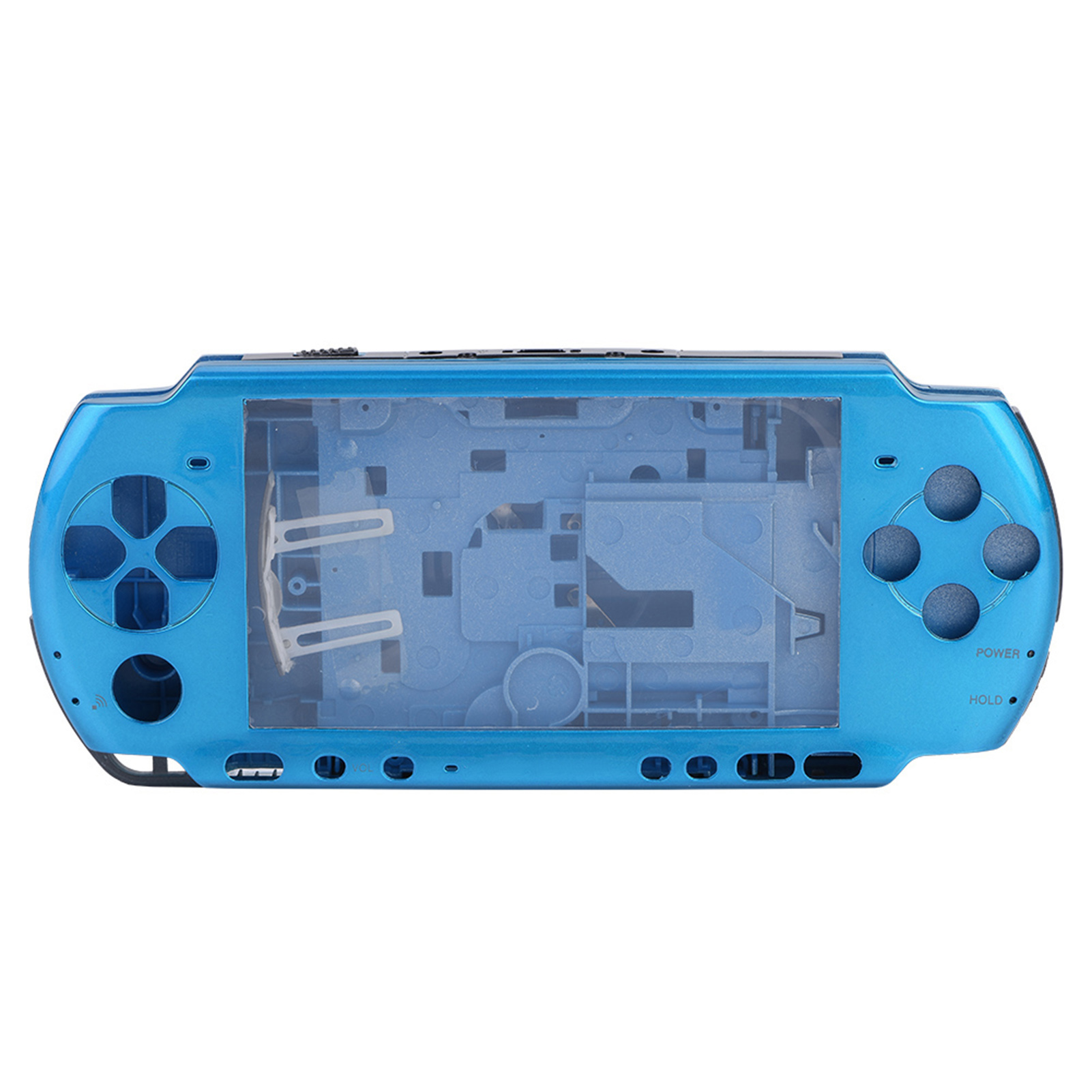 Full-Housing-Shell-Case-Cover-Faceplate-Set-Repair-Part-for-PSP-3000-Slim-Series thumbnail 23