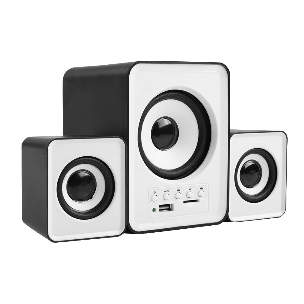 SADA-Bluetooth-Computer-Speaker-Desktop-Laptop-PC-Stereo-Subwoofer-Multimedia thumbnail 65