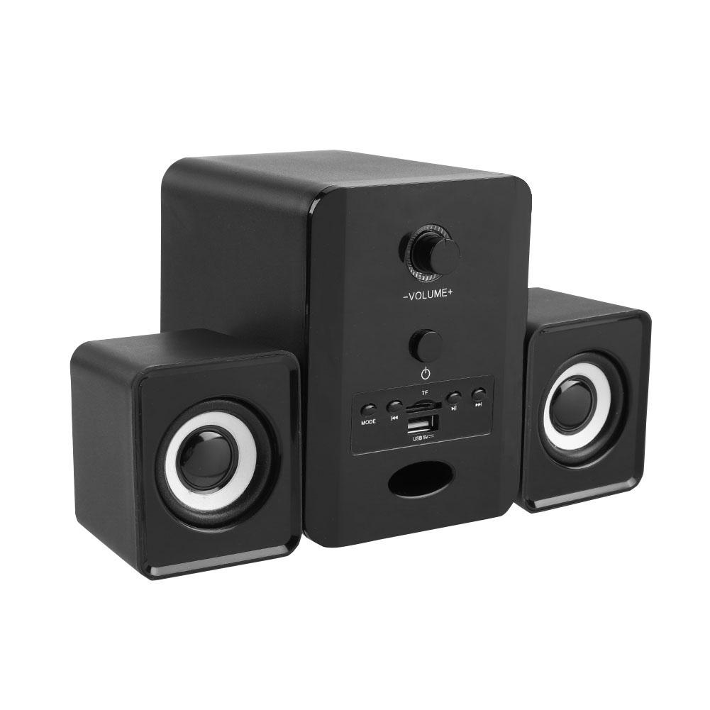 SADA-Bluetooth-Computer-Speaker-Desktop-Laptop-PC-Stereo-Subwoofer-Multimedia thumbnail 68