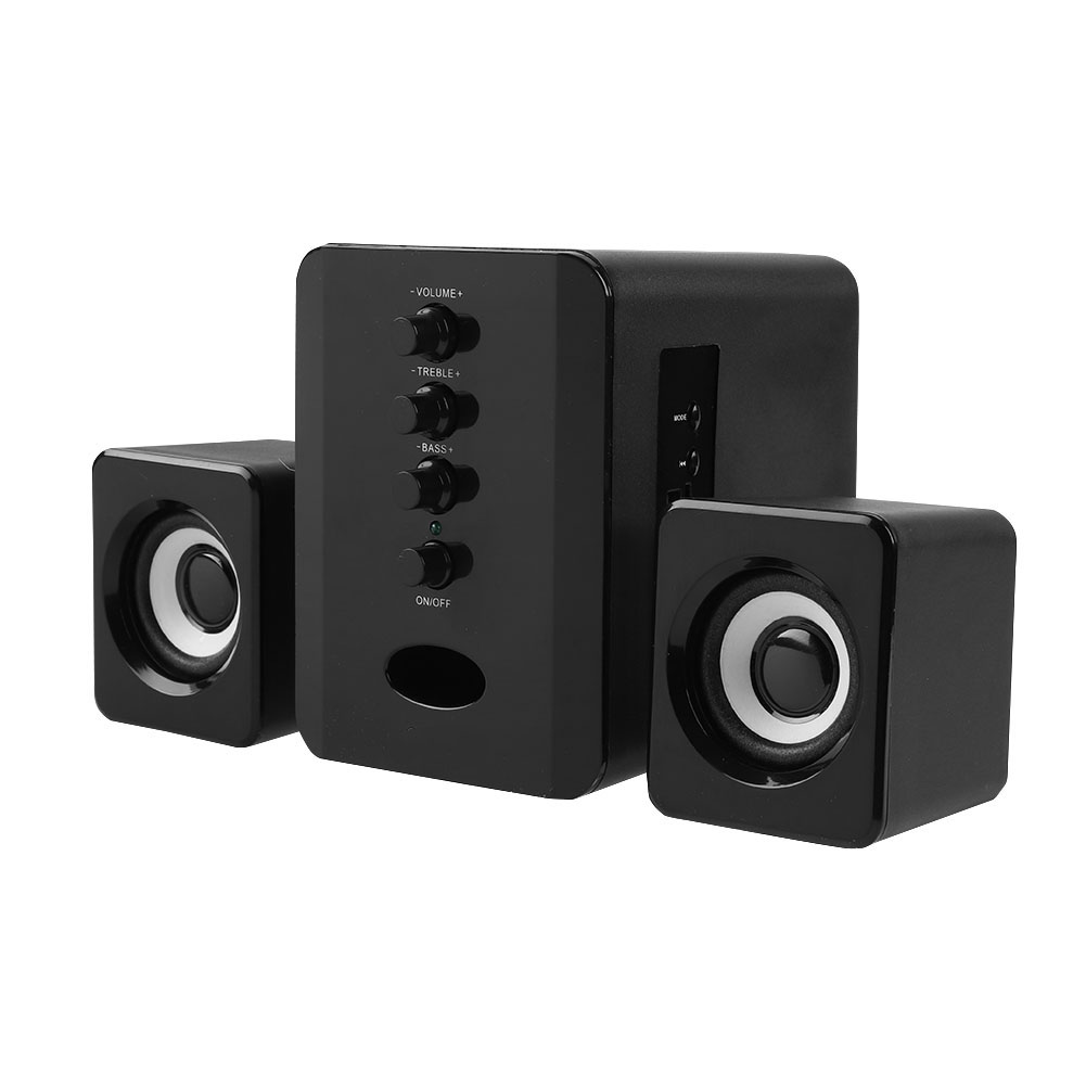 SADA-Bluetooth-Computer-Speaker-Desktop-Laptop-PC-Stereo-Subwoofer-Multimedia thumbnail 61