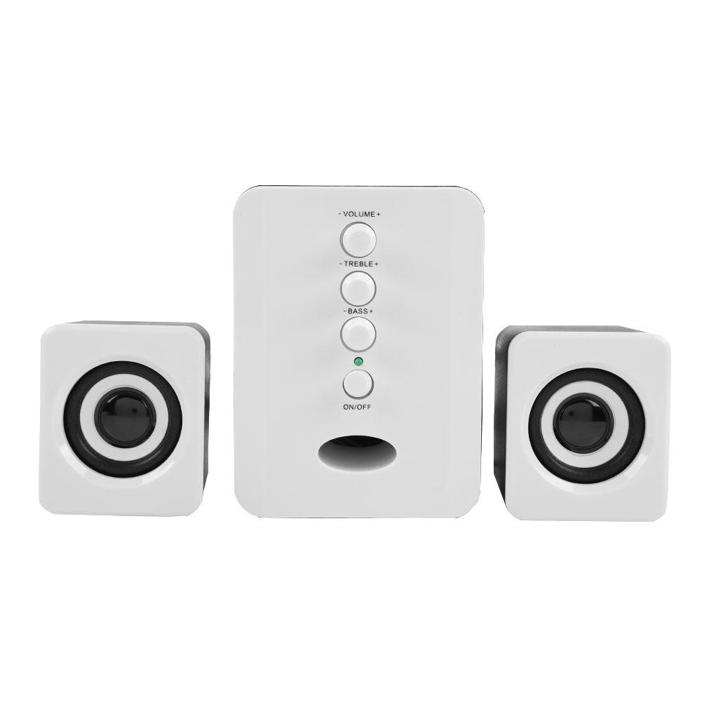 SADA-Bluetooth-Computer-Speaker-Desktop-Laptop-PC-Stereo-Subwoofer-Multimedia thumbnail 58