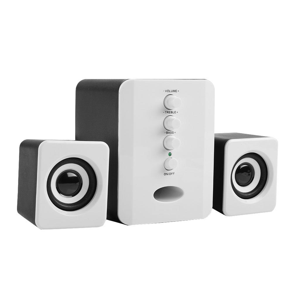 SADA-Bluetooth-Computer-Speaker-Desktop-Laptop-PC-Stereo-Subwoofer-Multimedia thumbnail 59