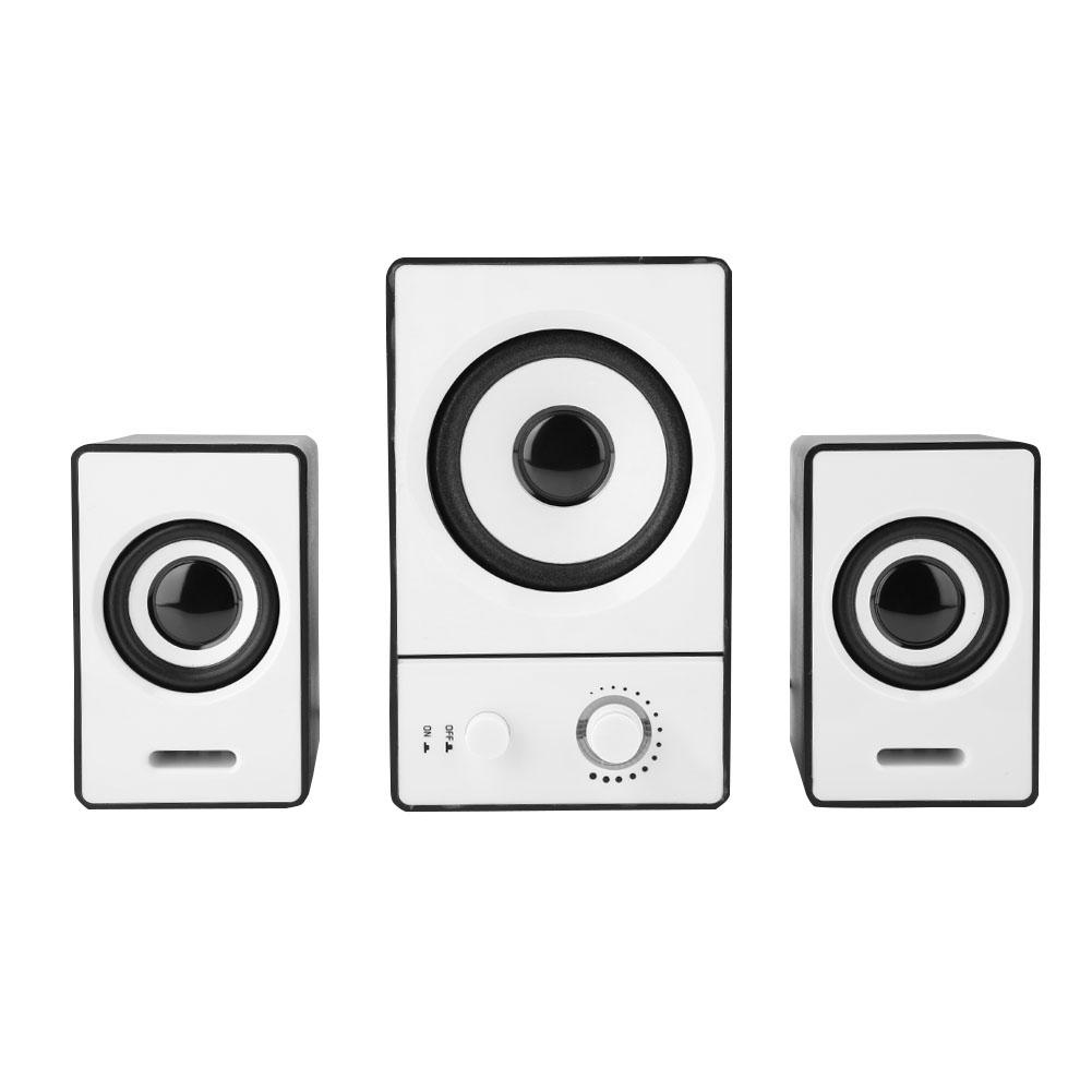 SADA-Bluetooth-Computer-Speaker-Desktop-Laptop-PC-Stereo-Subwoofer-Multimedia thumbnail 97