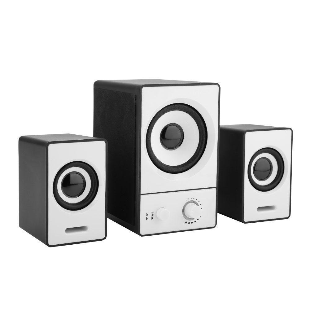 SADA-Bluetooth-Computer-Speaker-Desktop-Laptop-PC-Stereo-Subwoofer-Multimedia thumbnail 98