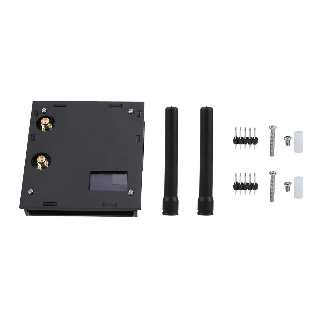 MMDVM-Hotspot-Module-Antenna-OLED-Case-DIY-Kit-P25-DMR-D-Star-for-Raspberry-Pi thumbnail 15