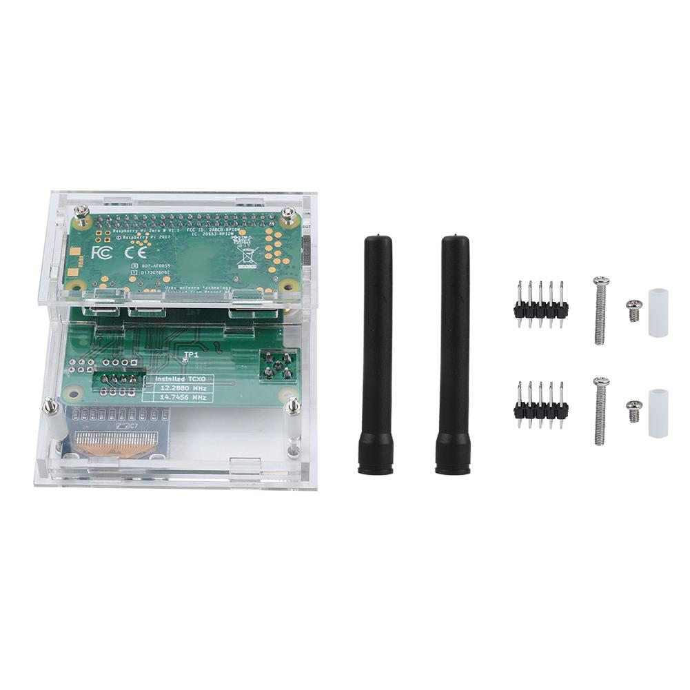 MMDVM-Hotspot-Module-Antenna-OLED-Case-DIY-Kit-P25-DMR-D-Star-for-Raspberry-Pi thumbnail 18