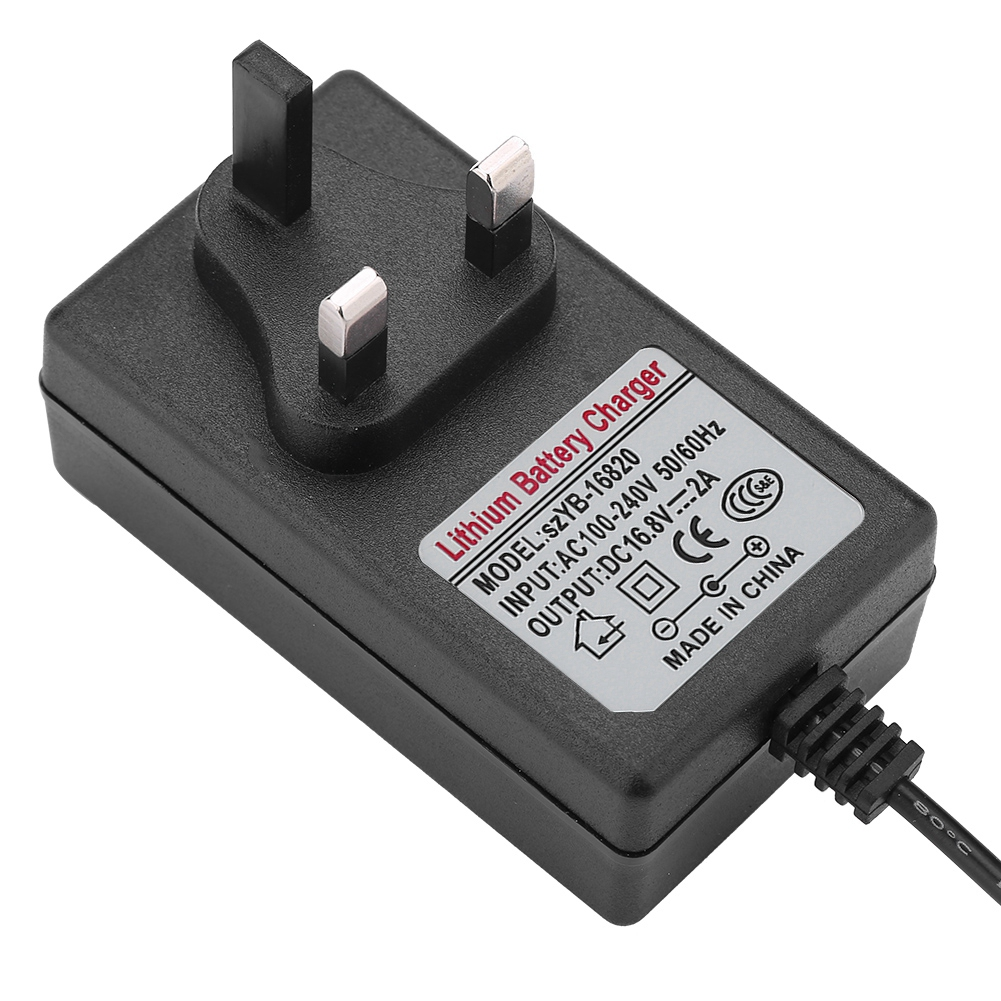 AC-DC-16-8V-21V-2A-Charger-Adapter-for-4S-18650-Li-ion-LiPo-Lithium-Battery-Pack thumbnail 17