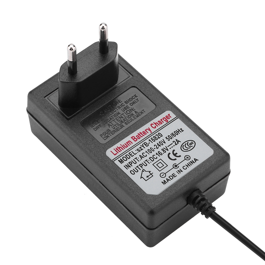 AC-DC-16-8V-21V-2A-Charger-Adapter-for-4S-18650-Li-ion-LiPo-Lithium-Battery-Pack thumbnail 20