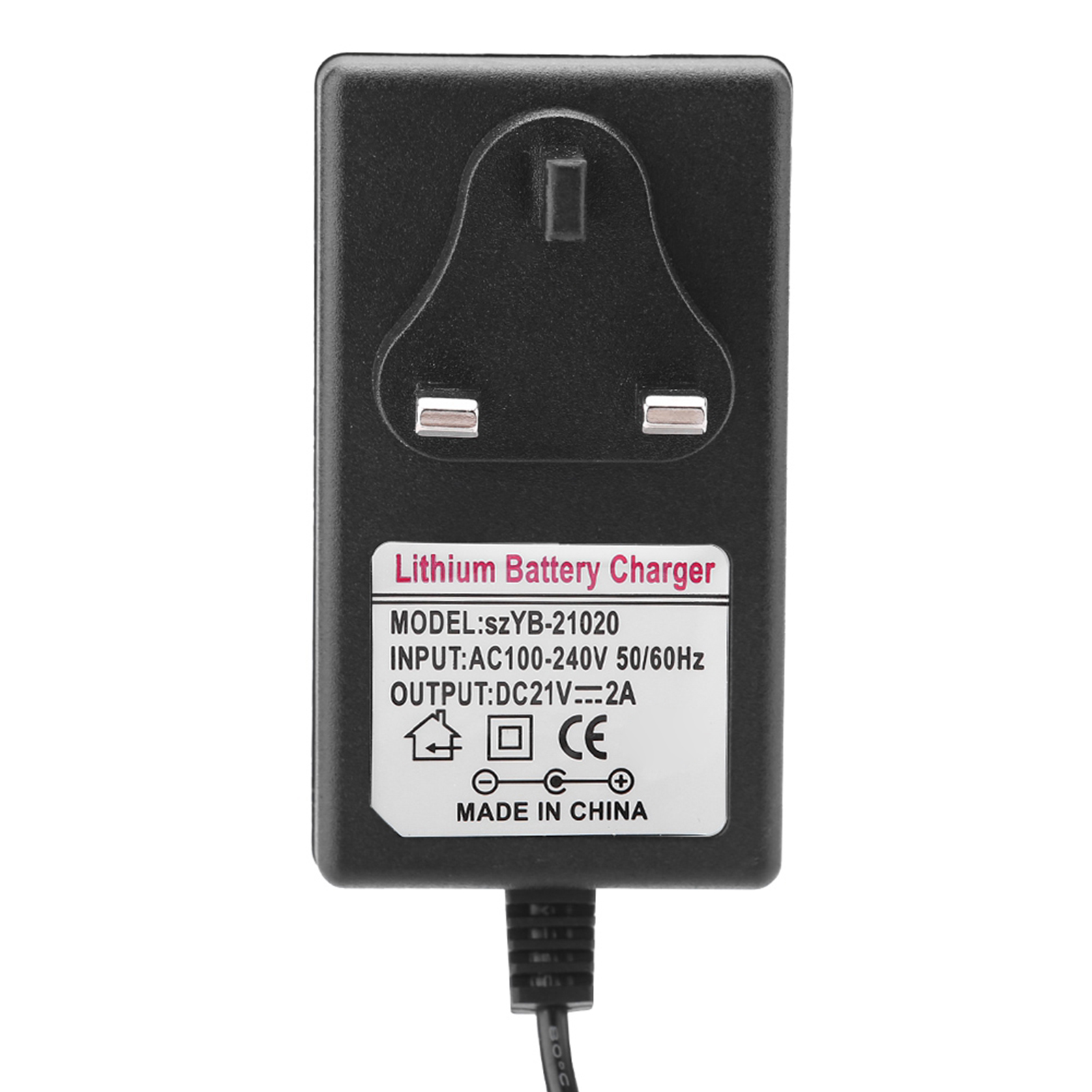 AC-DC-16-8V-21V-2A-Charger-Adapter-for-4S-18650-Li-ion-LiPo-Lithium-Battery-Pack thumbnail 25