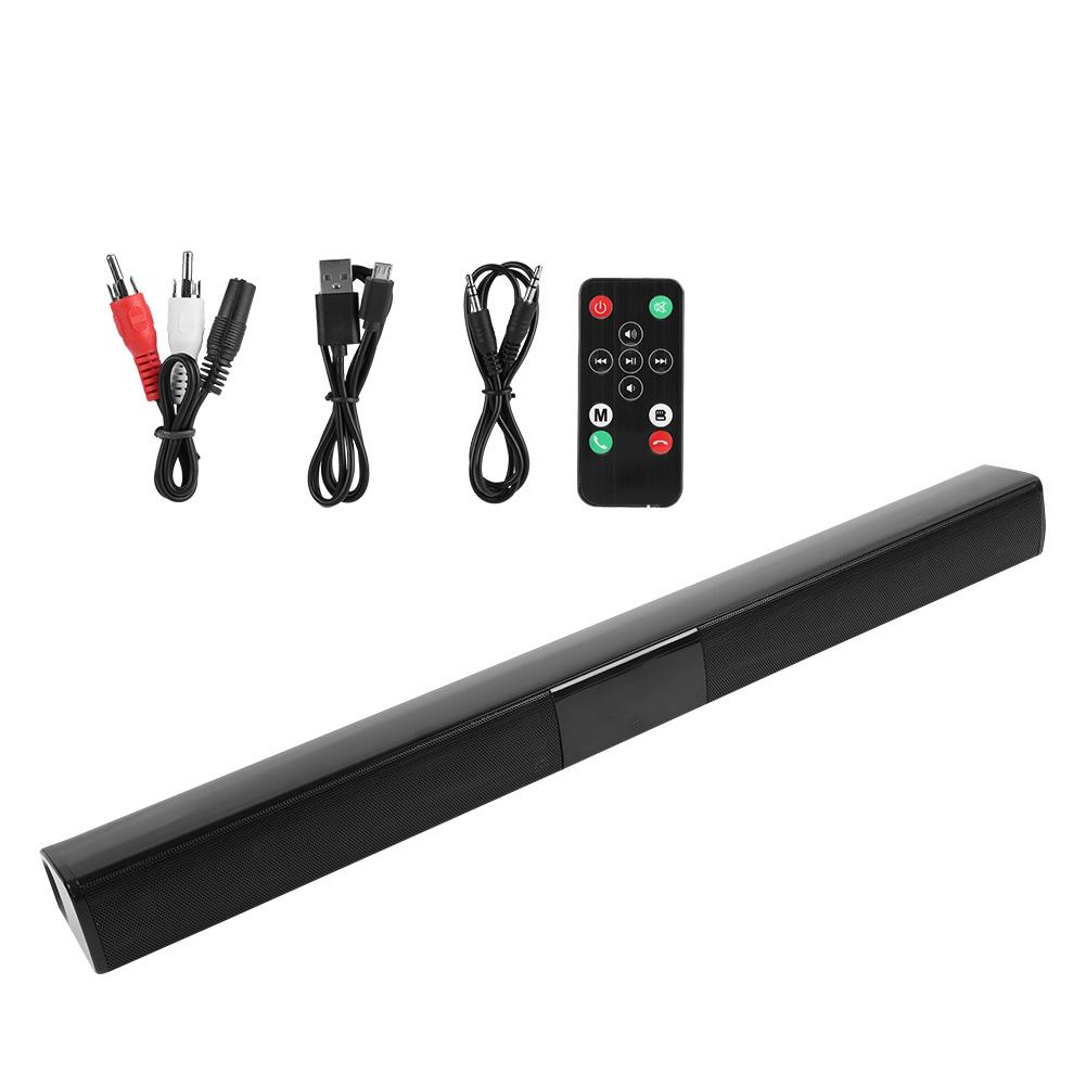 SADA-V-196-3D-Bluetooth-Wireless-Altoparlante-Barra-Audio-TV-USB-Home-Theater-Subwoofer miniatura 40
