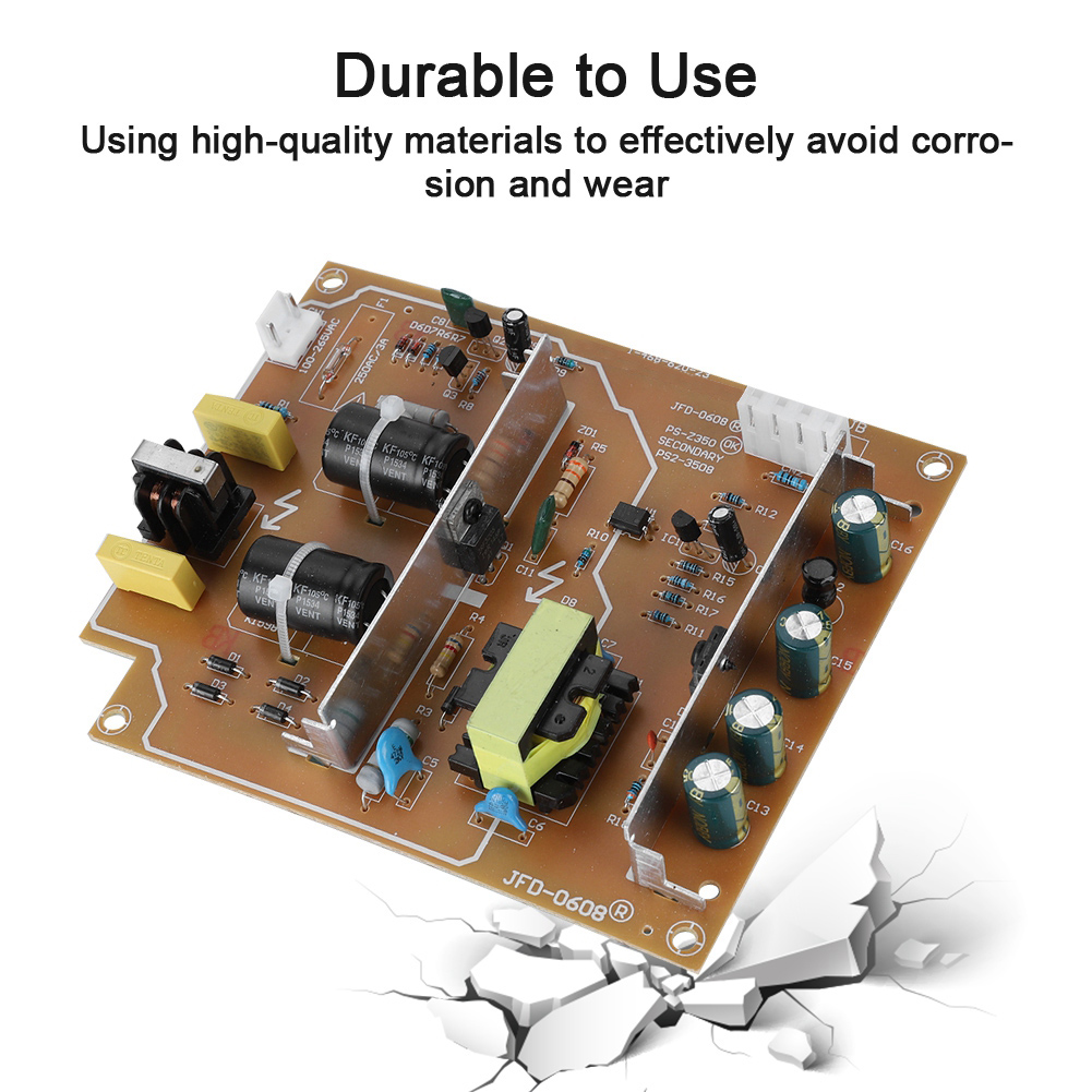 miniature 21 - Power Supply Board Repair Part for Sony Playstation.2 PS 2 30001 35008 Console