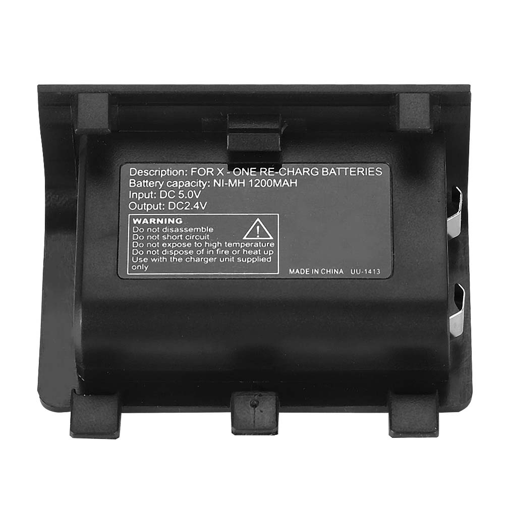 2400-2800mAh-Rechargeable-Battery-Pack-for-Xbox-ONE-Controller-Charging-Station thumbnail 20