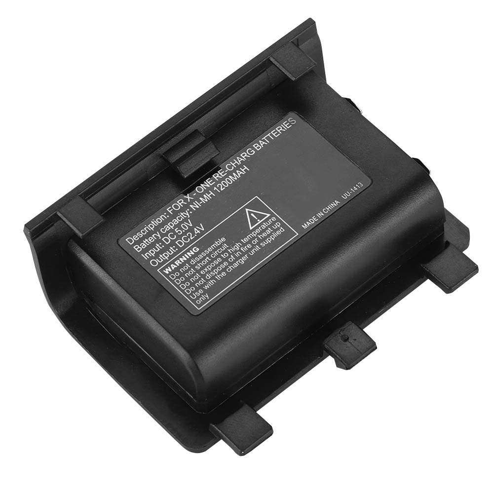 2400-2800mAh-Rechargeable-Battery-Pack-for-Xbox-ONE-Controller-Charging-Station thumbnail 21