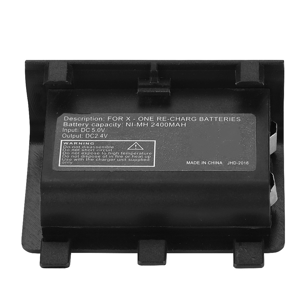 2400-2800mAh-Rechargeable-Battery-Pack-for-Xbox-ONE-Controller-Charging-Station thumbnail 17