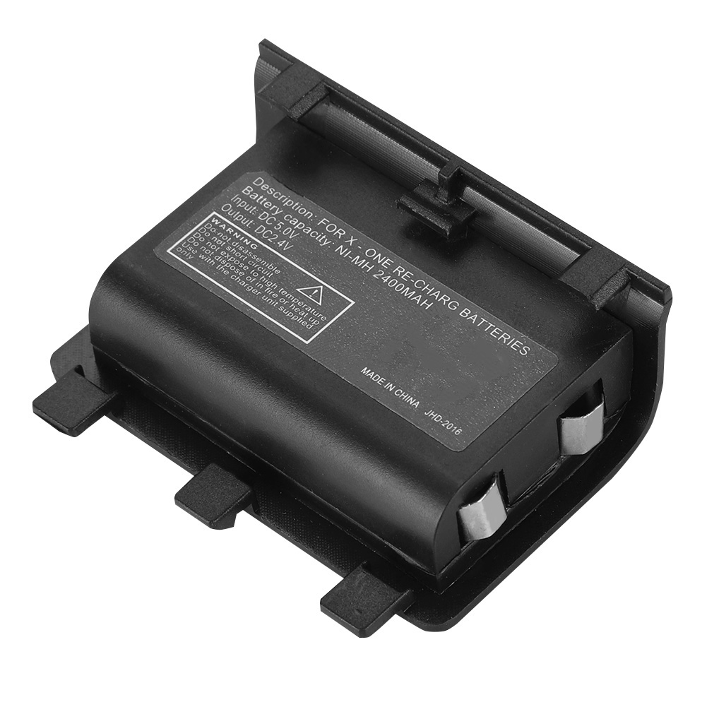 2400-2800mAh-Rechargeable-Battery-Pack-for-Xbox-ONE-Controller-Charging-Station thumbnail 18