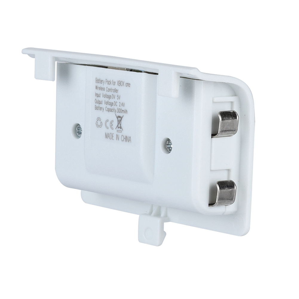 2400-2800mAh-Rechargeable-Battery-Pack-for-Xbox-ONE-Controller-Charging-Station thumbnail 15