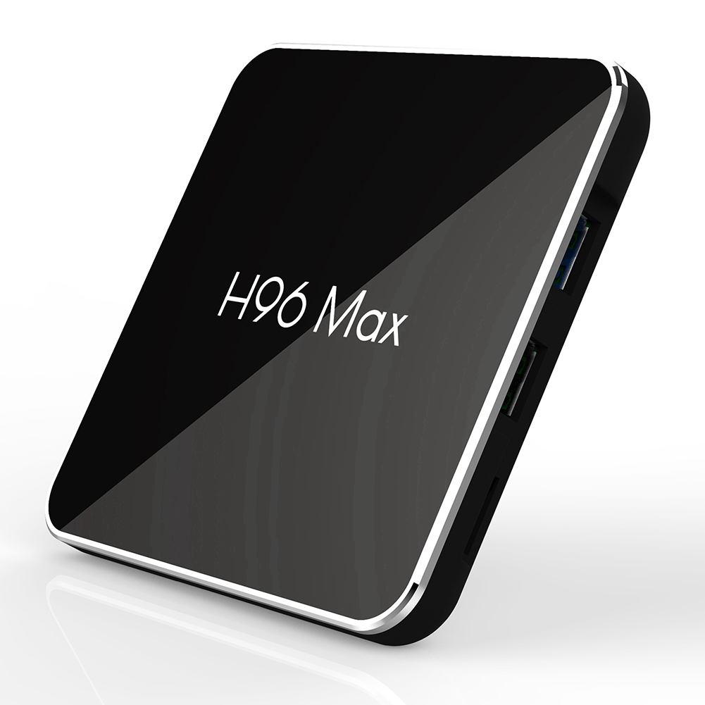 H96-Max-Android-9-0-Intelligent-TV-Box-128G-Quad-Core-4K-HD-WiFi-Media-Player miniature 22