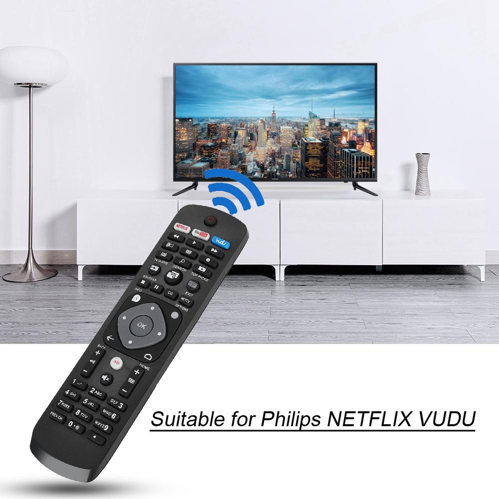 Indexbild 202 - Universal TV Remote Control for Sony Sharp Philips TCL Toshiba Hisense Hitachi