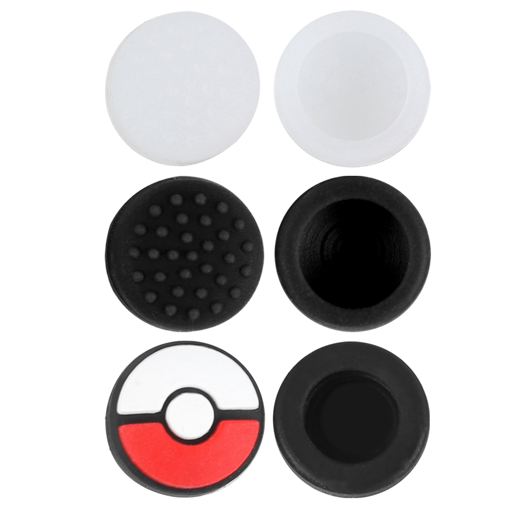 8pcs-Thumb-Grips-Stick-Cap-Cover-for-Nintendo-Switch-PS4-XBOX-One-360-Controller thumbnail 45