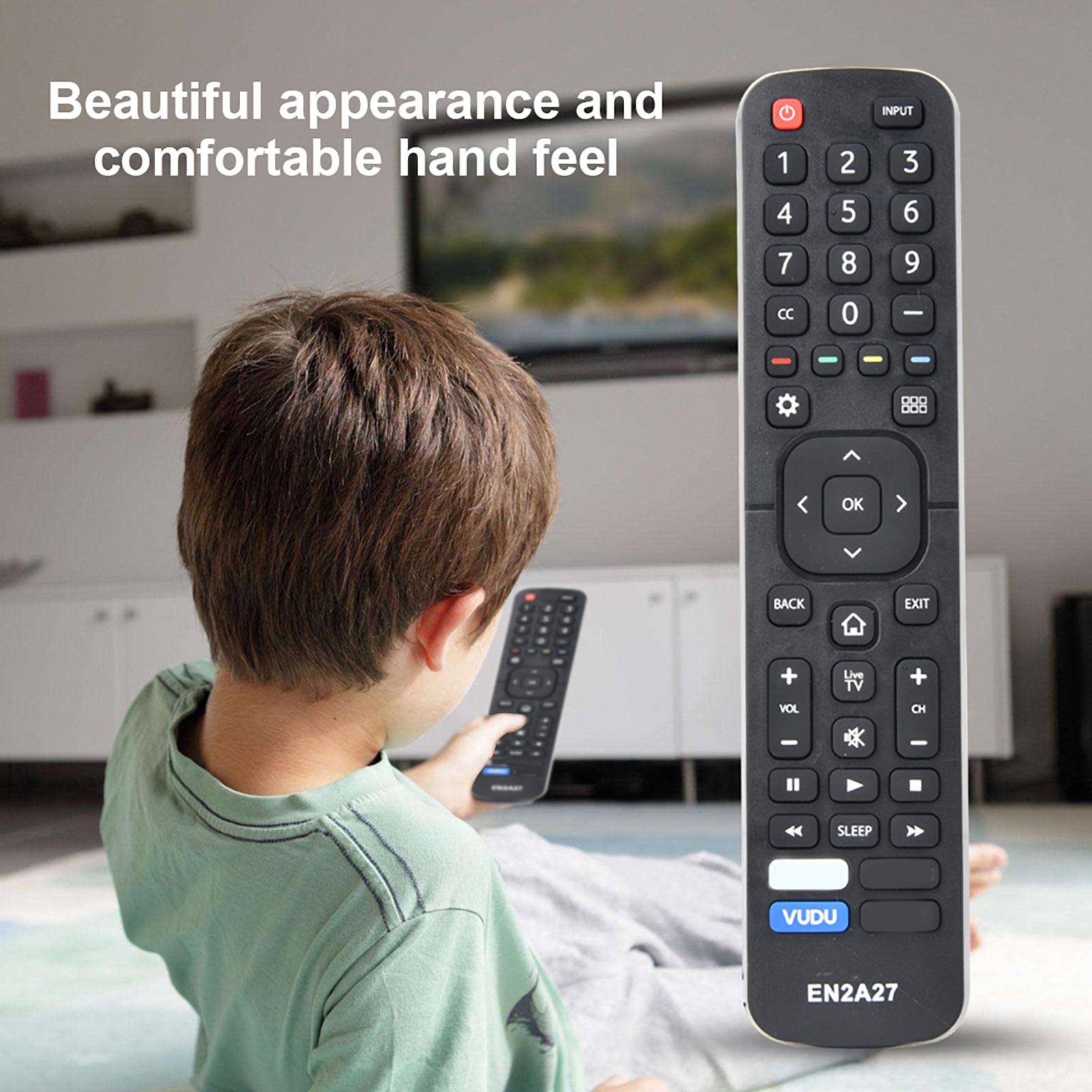 Indexbild 247 - Universal TV Remote Control for Sony Sharp Philips TCL Toshiba Hisense Hitachi