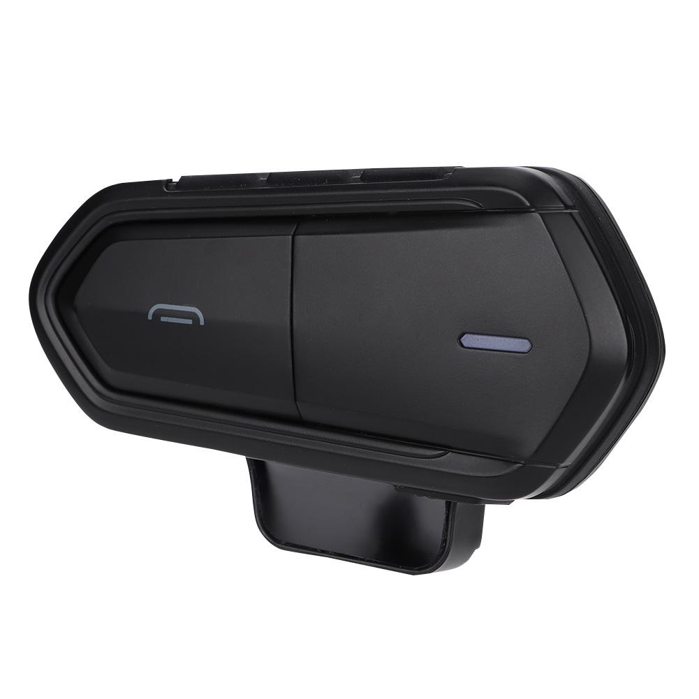 Wireless-Bluetooth-4-1-Motorcycle-Helmet-Intercom-Headset-Interphone-Headphone miniature 14