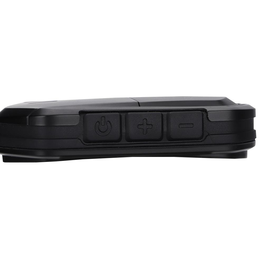 Wireless-Bluetooth-4-1-Motorcycle-Helmet-Intercom-Headset-Interphone-Headphone miniature 15