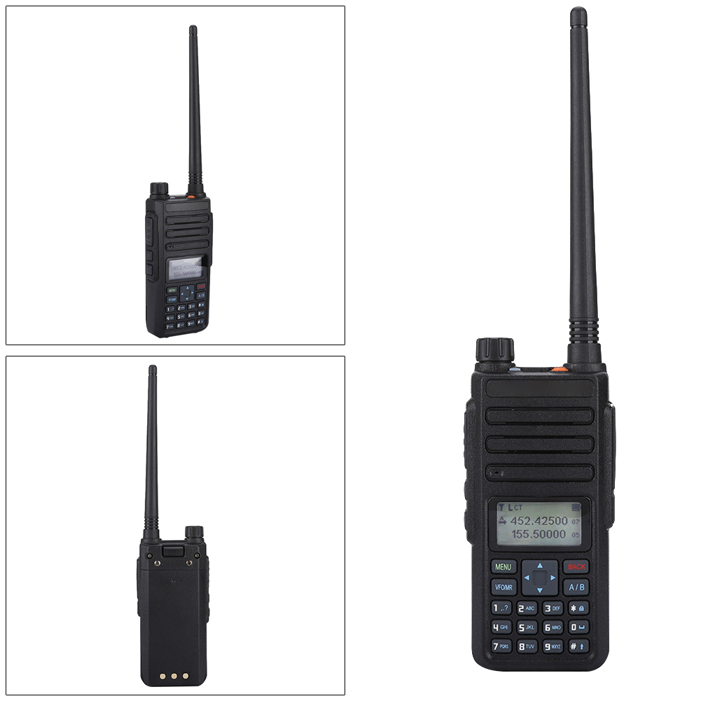 For-Baofeng-DM1801-Handheld-Walkie-Talkie-VHF-amp-UHF-Dual-Band-Two-Way-Ham-Radio thumbnail 19