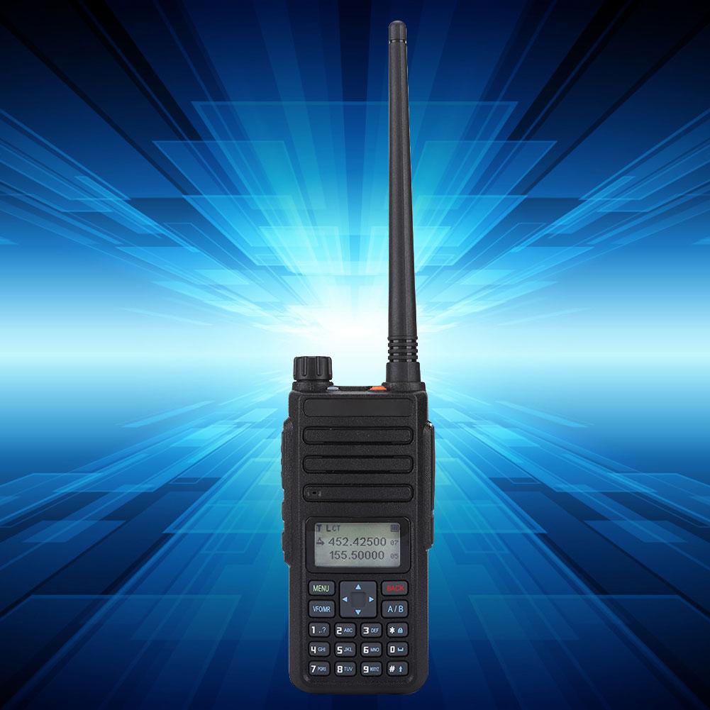 For-Baofeng-DM1801-Handheld-Walkie-Talkie-VHF-amp-UHF-Dual-Band-Two-Way-Ham-Radio thumbnail 23