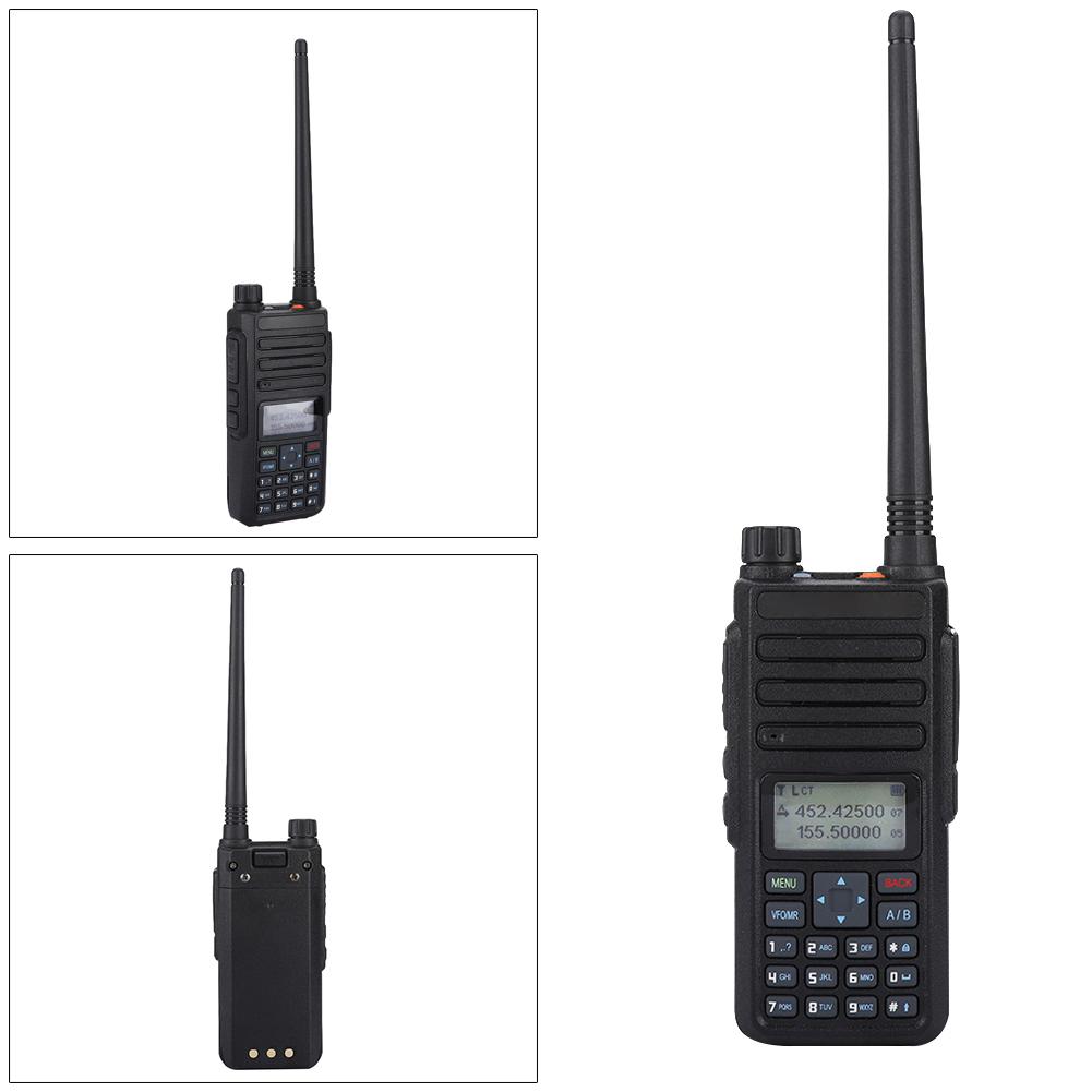 For-Baofeng-DM1801-Handheld-Walkie-Talkie-VHF-amp-UHF-Dual-Band-Two-Way-Ham-Radio thumbnail 25