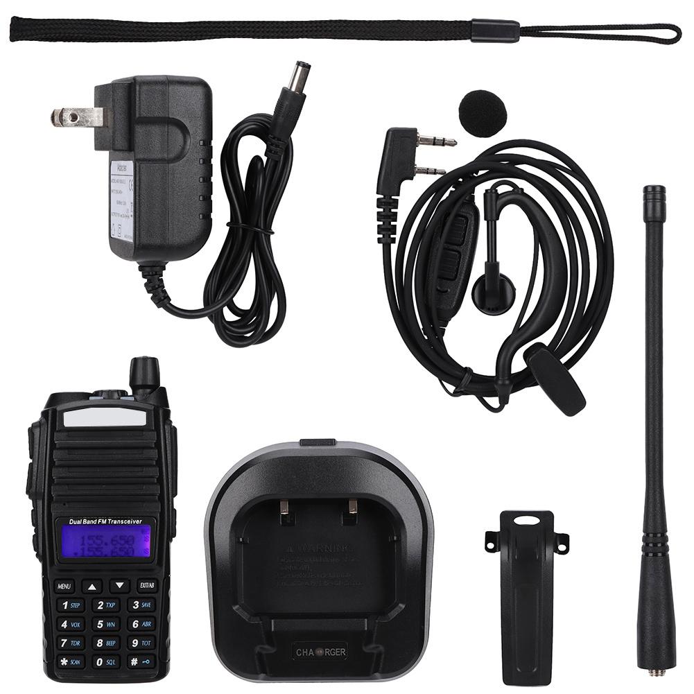 For-Baofeng-DM1801-Handheld-Walkie-Talkie-VHF-amp-UHF-Dual-Band-Two-Way-Ham-Radio thumbnail 14