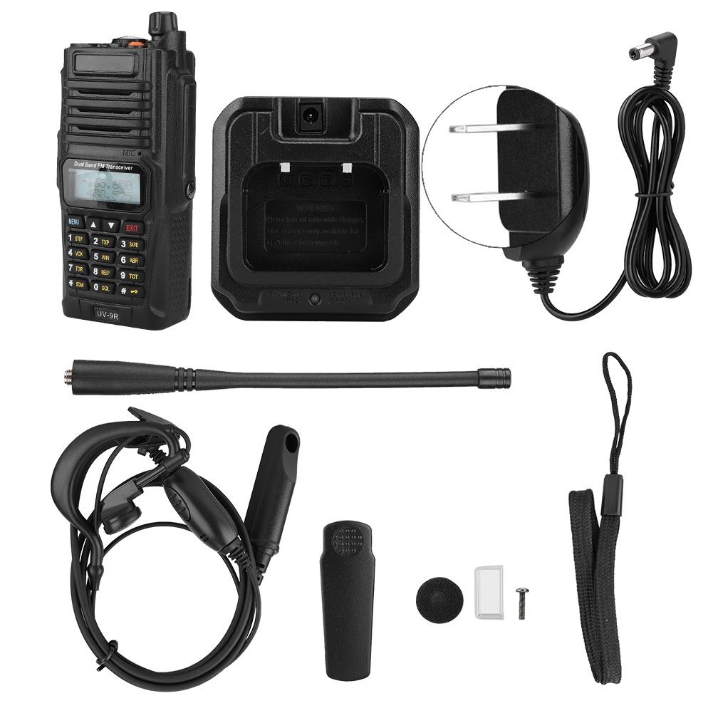 UHF-VHF-Dual-Band-Walkie-Talkie-Intercom-Radio-for-Baofeng-UV-82-UV9R-UV9R-Plus thumbnail 22