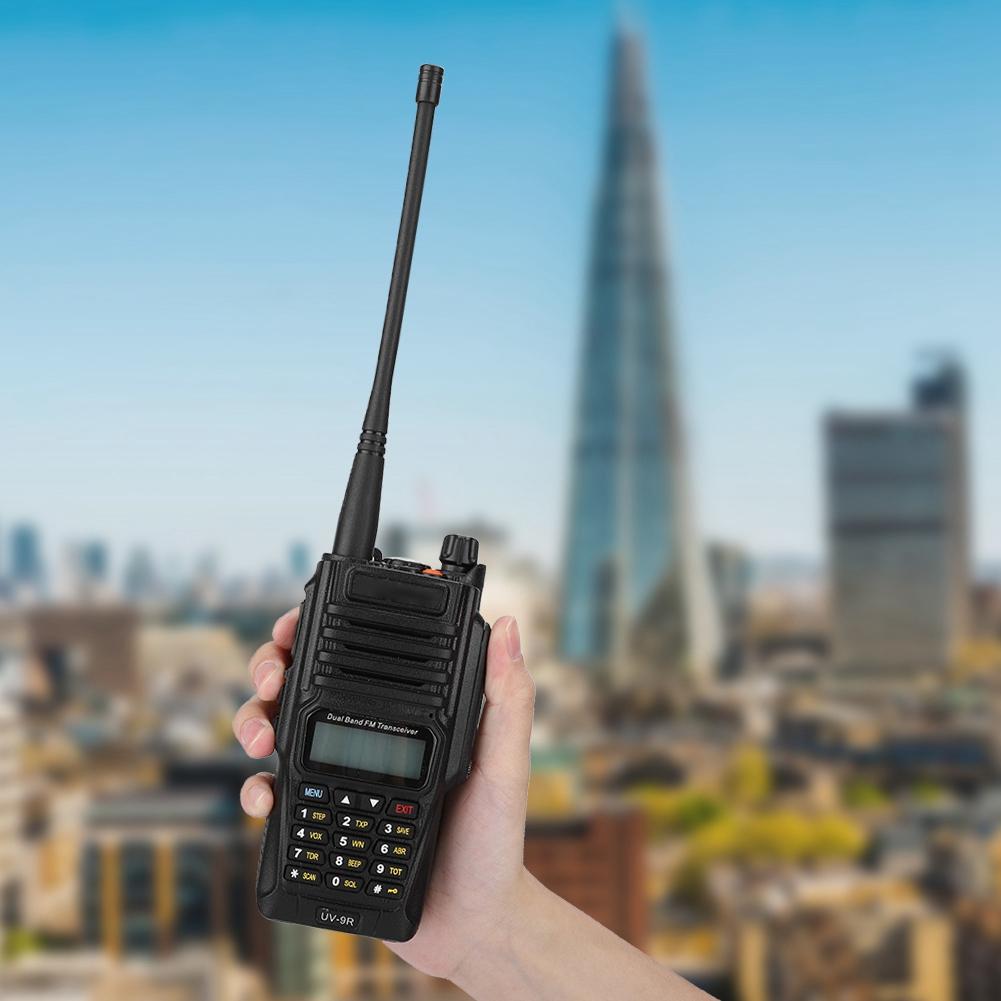 UHF-VHF-Dual-Band-Walkie-Talkie-Intercom-Radio-for-Baofeng-UV-82-UV9R-UV9R-Plus thumbnail 23
