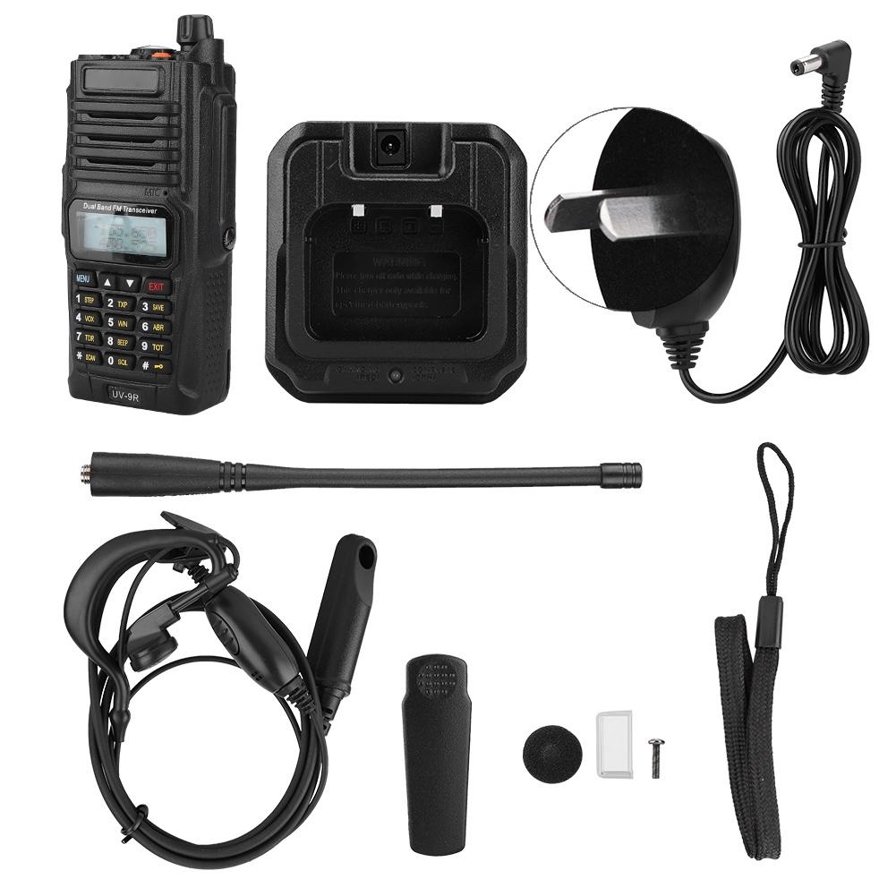 UHF-VHF-Dual-Band-Walkie-Talkie-Intercom-Radio-for-Baofeng-UV-82-UV9R-UV9R-Plus thumbnail 36