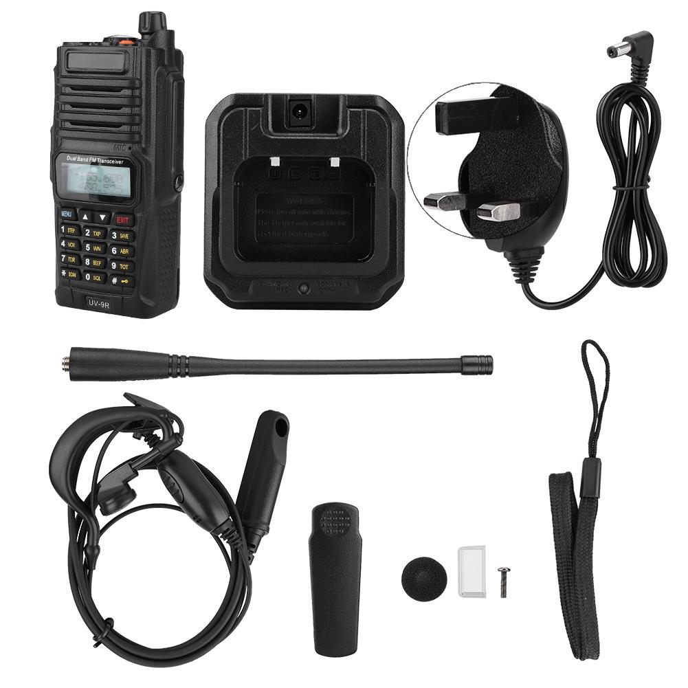 UHF-VHF-Dual-Band-Walkie-Talkie-Intercom-Radio-for-Baofeng-UV-82-UV9R-UV9R-Plus thumbnail 39