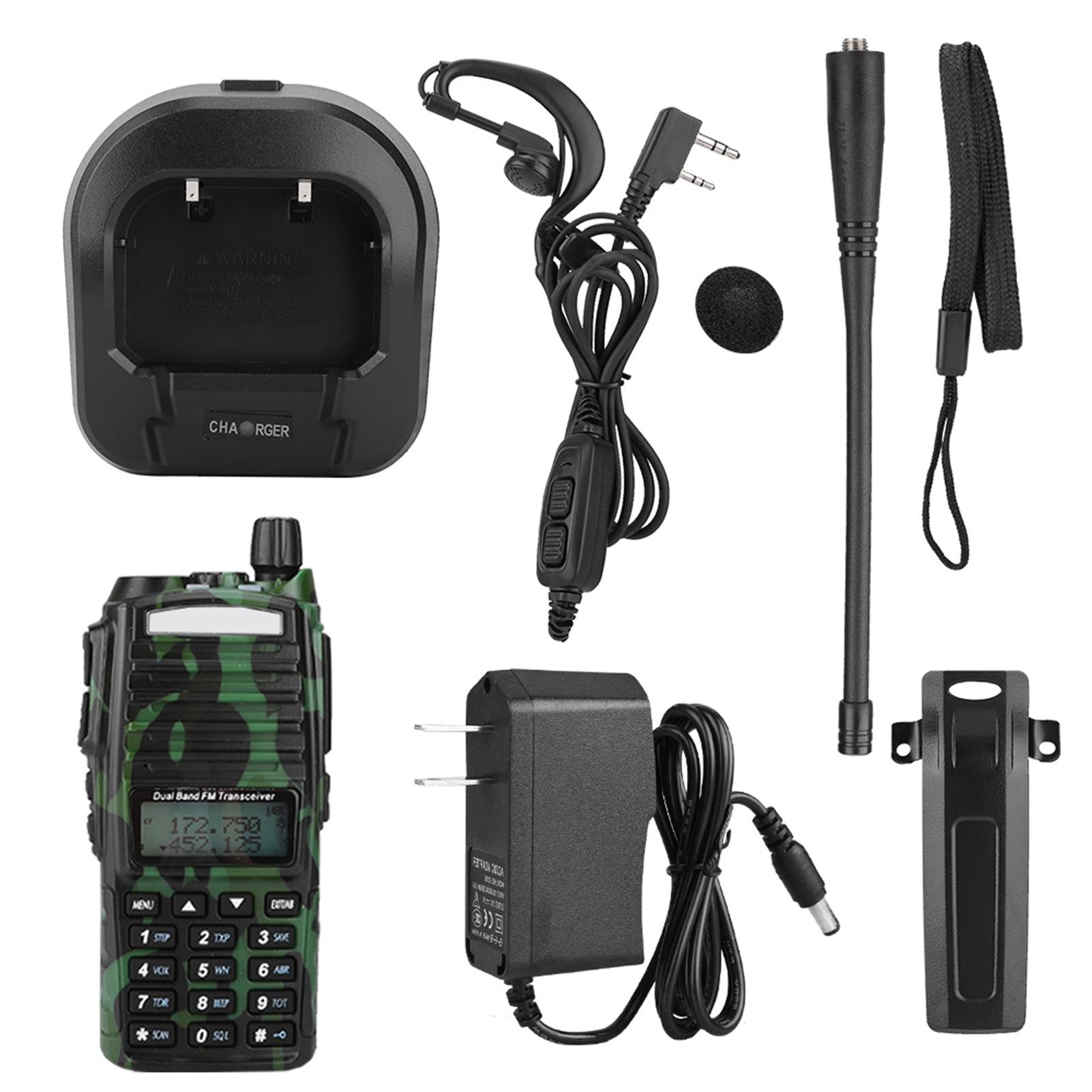 UHF-VHF-Dual-Band-Walkie-Talkie-Intercom-Radio-for-Baofeng-UV-82-UV9R-UV9R-Plus thumbnail 14