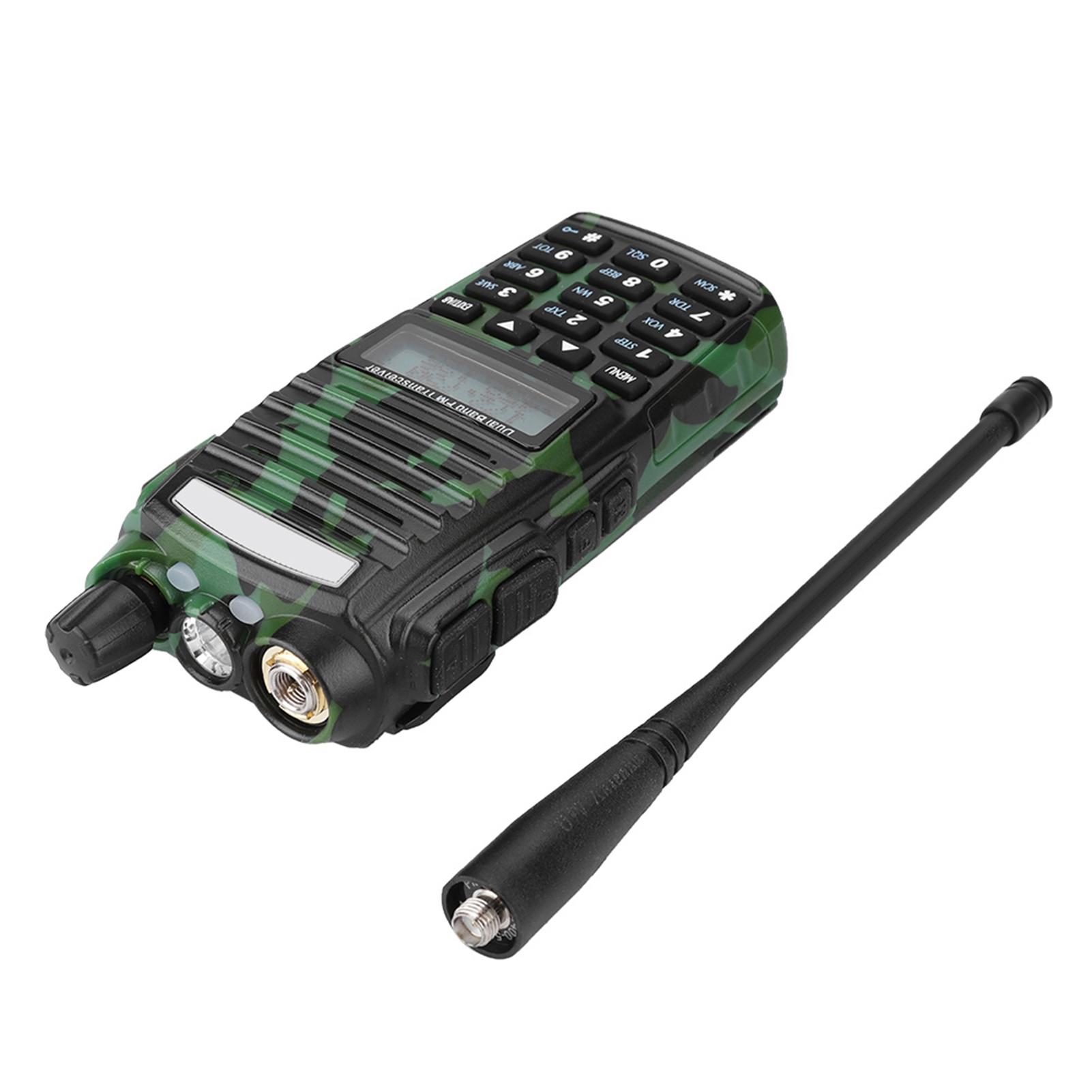 UHF-VHF-Dual-Band-Walkie-Talkie-Intercom-Radio-for-Baofeng-UV-82-UV9R-UV9R-Plus thumbnail 15