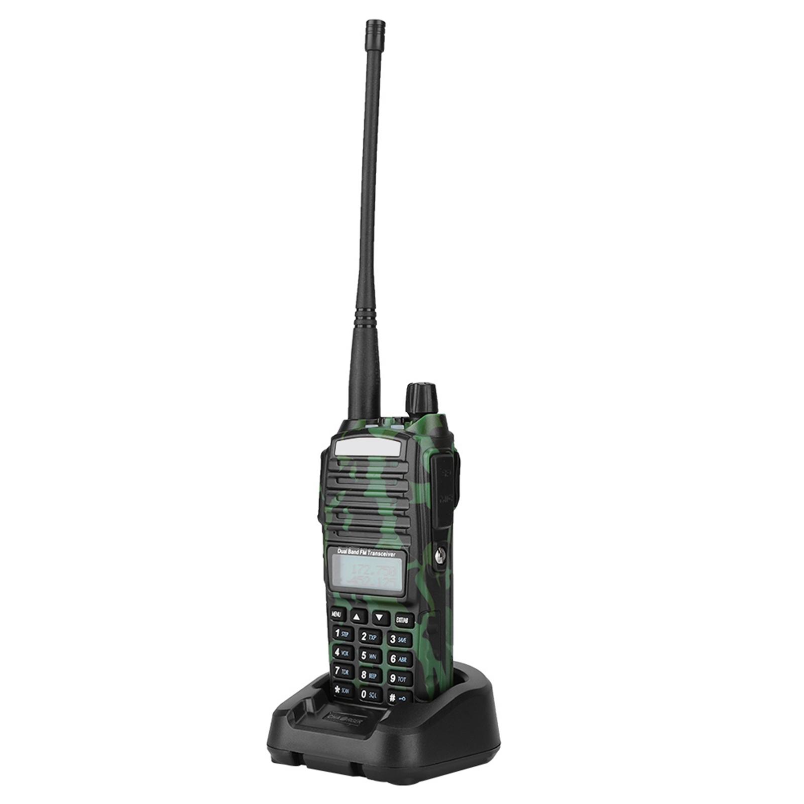 UHF-VHF-Dual-Band-Walkie-Talkie-Intercom-Radio-for-Baofeng-UV-82-UV9R-UV9R-Plus thumbnail 16