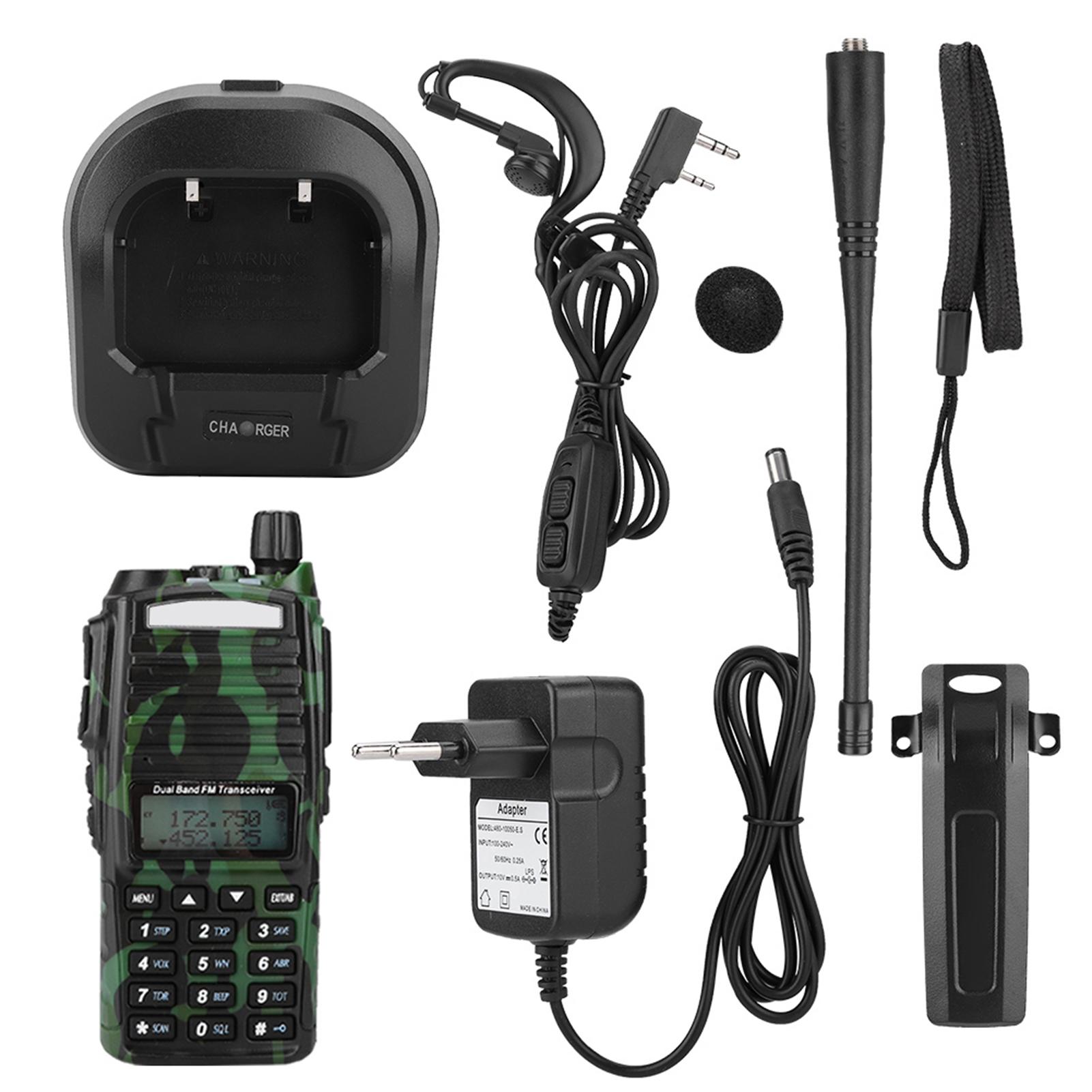 UHF-VHF-Dual-Band-Walkie-Talkie-Intercom-Radio-for-Baofeng-UV-82-UV9R-UV9R-Plus thumbnail 18