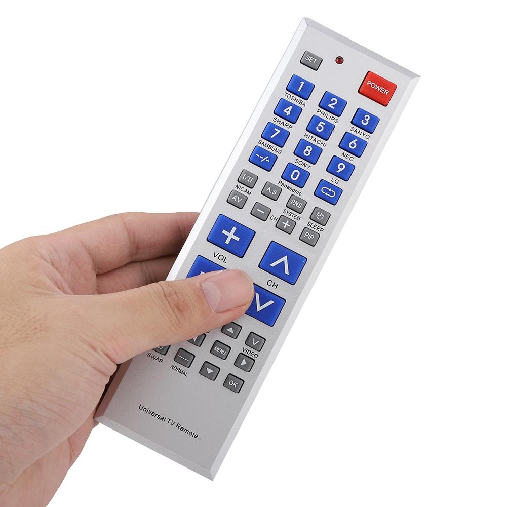 Indexbild 15 - Universal TV Remote Control for Sony Sharp Philips TCL Toshiba Hisense Hitachi