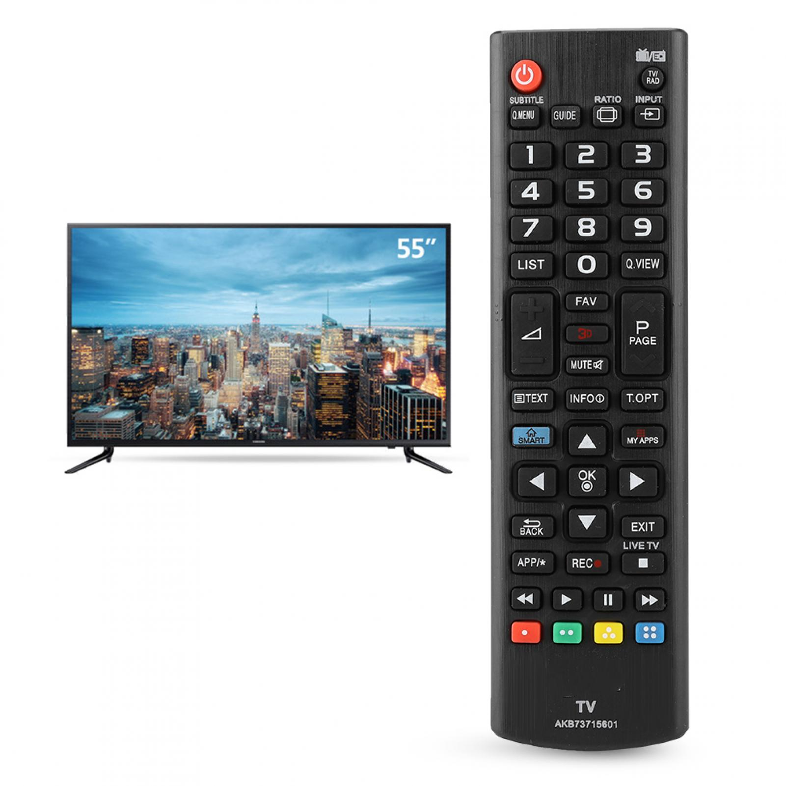 DEHA TV Remote Control for LG 55LE5310 Television