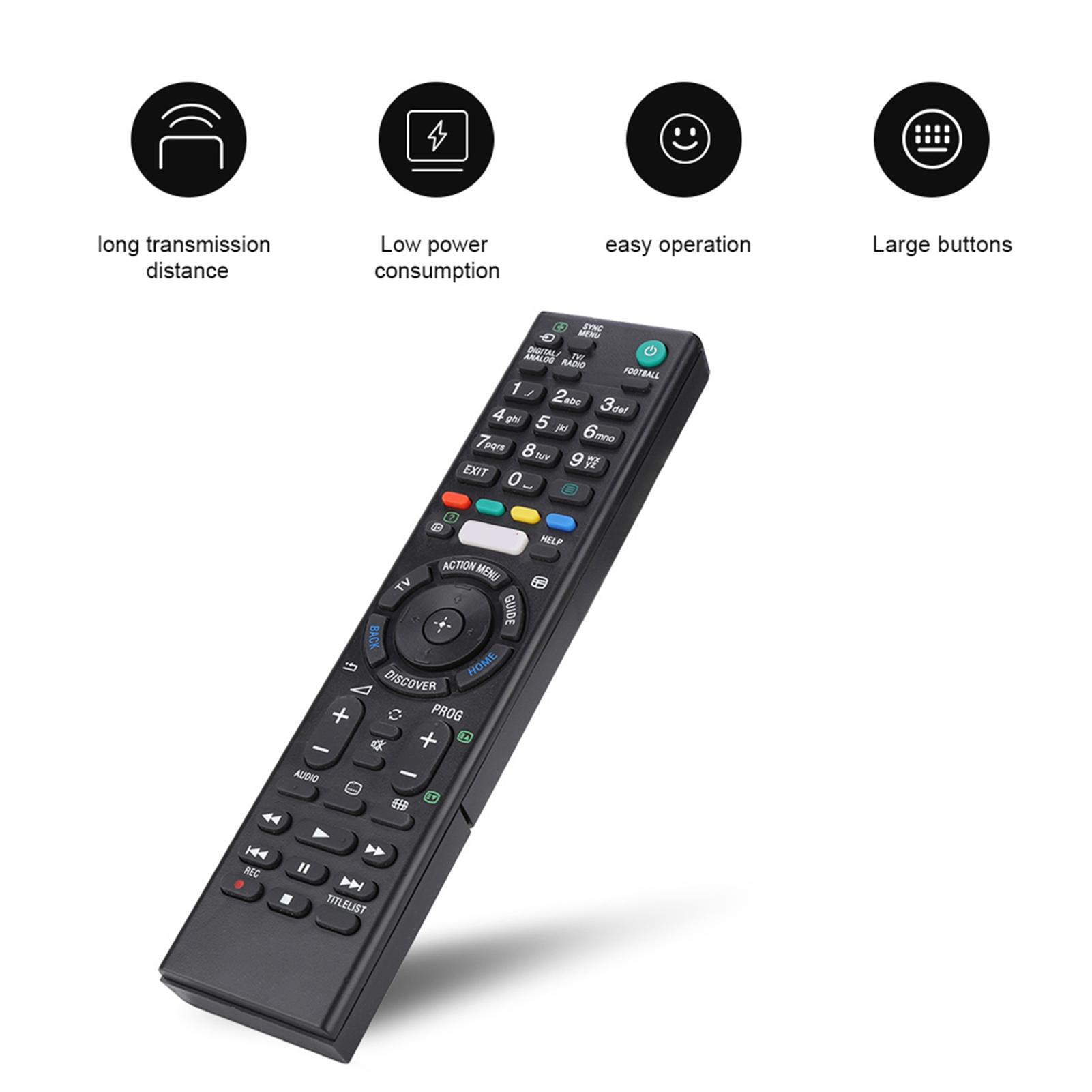 Indexbild 110 - Universal TV Remote Control for Sony Sharp Philips TCL Toshiba Hisense Hitachi